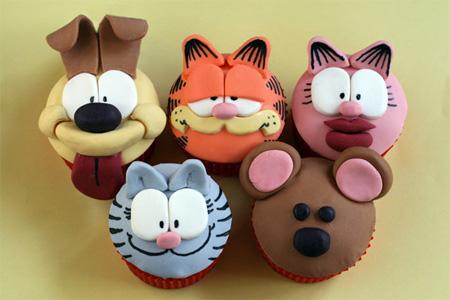 Comic Cupcakes