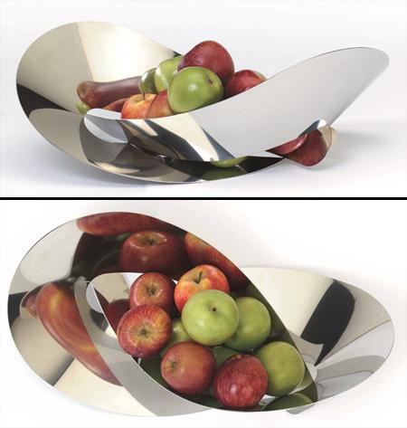 Flat Knot Bowl