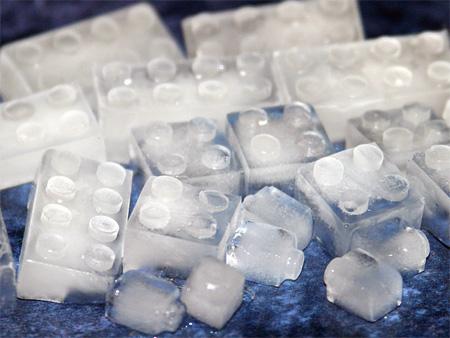LEGO Ice Cube Tray