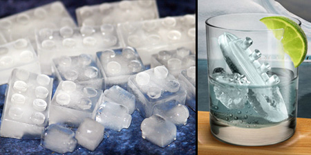 20 Unusual and Creative Ice Cube Trays