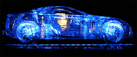 Lexus LF-A Concept Car
