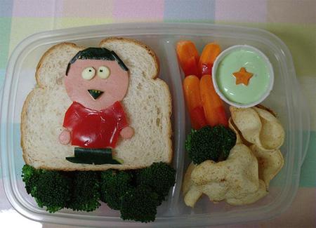 South Park Bento
