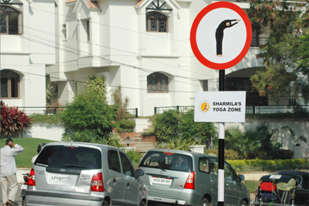Sharmilas Yoga Zone