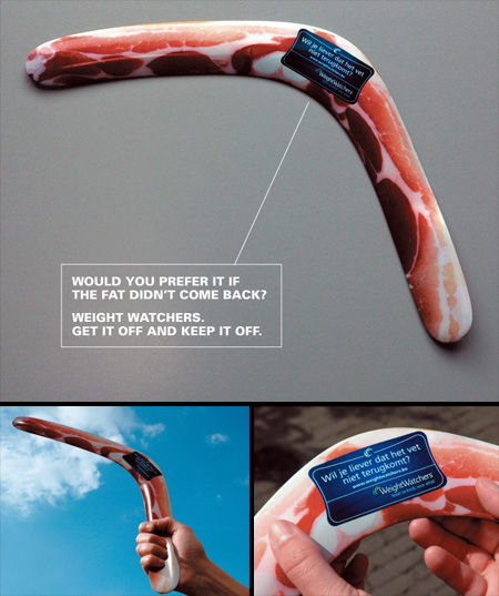 Weight Watchers Bacon Boomerang