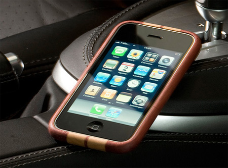 iWood Cobra iPhone Case