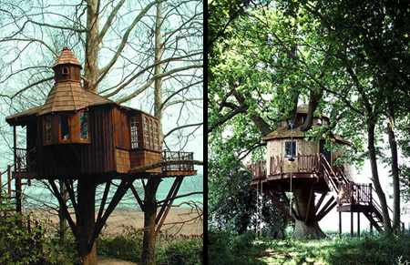 Beautiful Amazon Tree Houses 2