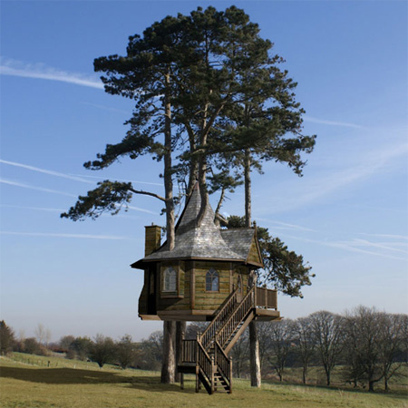 Beautiful Amazon Tree Houses 10