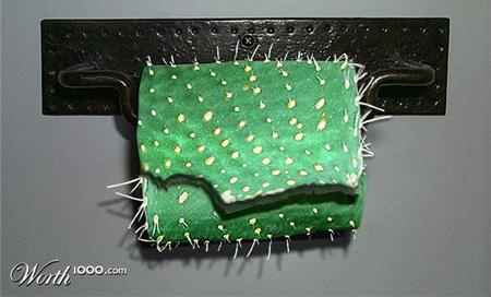 Cactus Toilet Paper