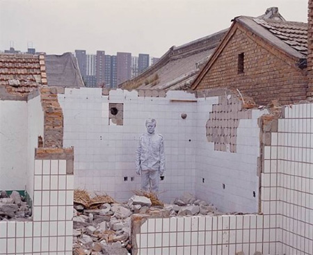 Camouflage Art by Liu Bolin 13