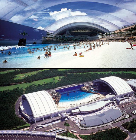 World\'s Largest Indoor Pool