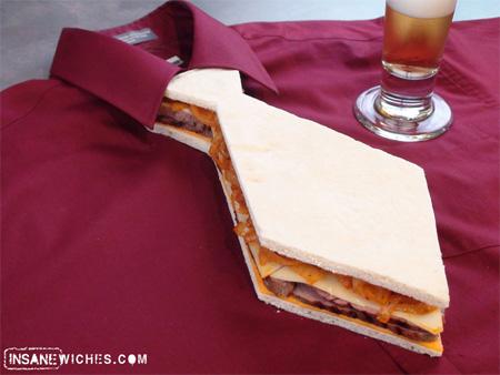 Tie Sandwich