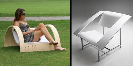 12 Unusual Chair Designs