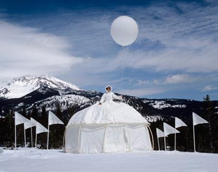 Camping Tent Dress