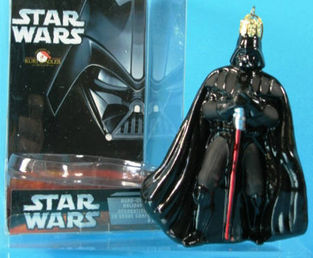 Darth Vader Ornament