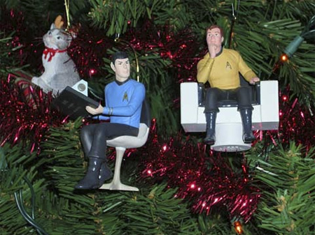 Star Trek Ornaments