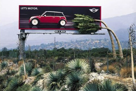 MINI Billboard