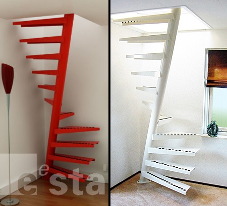 Space Saving Staircases