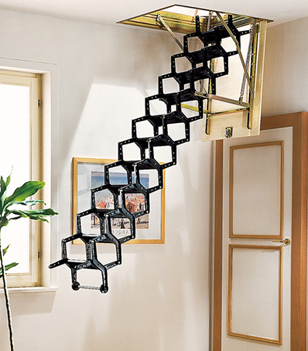 Retractable Stairs