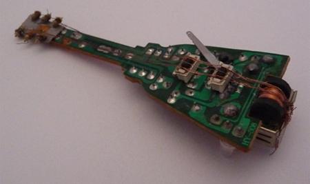 Circuit Board Guitar