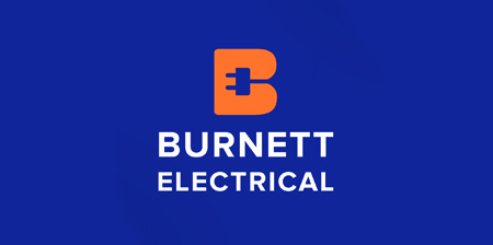 Logo Burnett Electrical
