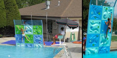 Climbing Wall For Your Pool Jason Brown 39 S Blog