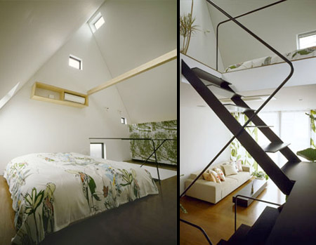 Ryoichi Kojima Triangle House