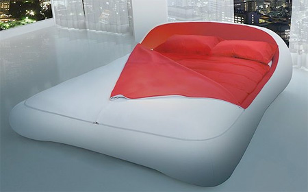 Zipper Bed