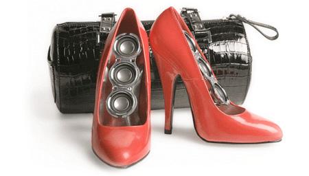 Stereo Stilettos