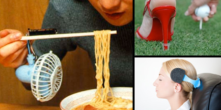 Weird and Unusual Inventions