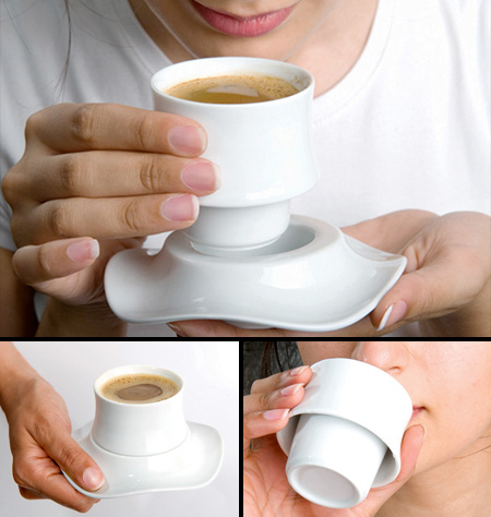 Cool tea and coffee mugs dailycre8tives for Cool tea cup designs