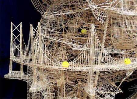 Toothpick Bay Bridge