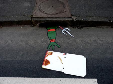 TMNT Street Art