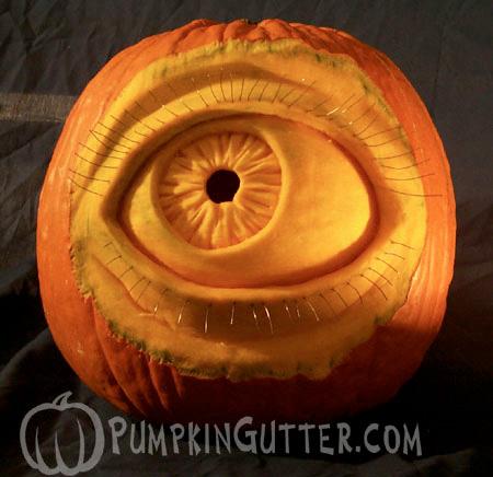 Eye Pumpkin