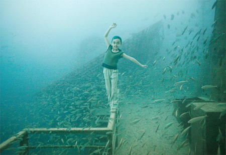 Andreas Franke Underwater Art Gallery