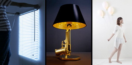 Unusual and Creative Lamps