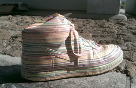 Skateboard Shoe
