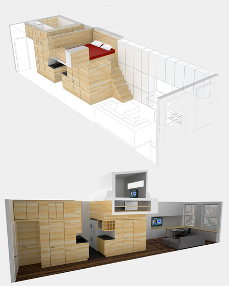 JPDA East Village Studio