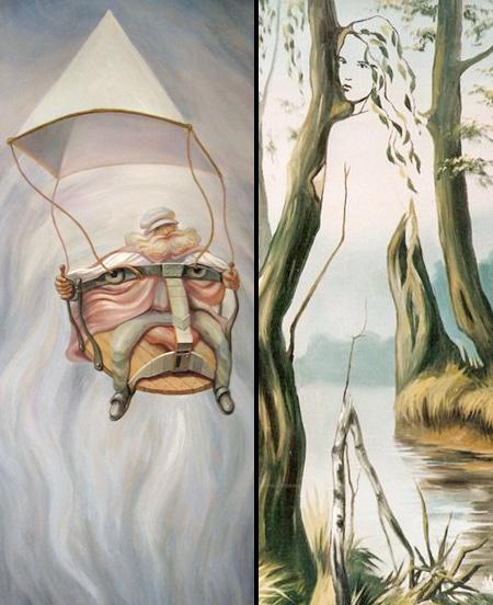 Oleg Shuplyak Paintings
