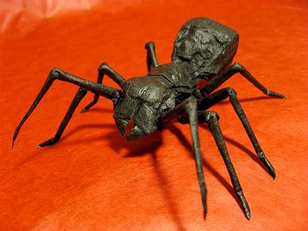 Paper Ant