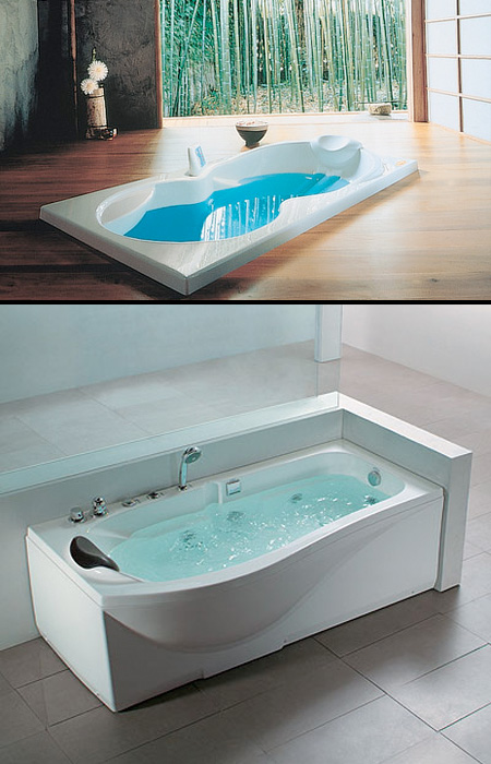 Energy House Fresno  Modern Hot Tubs