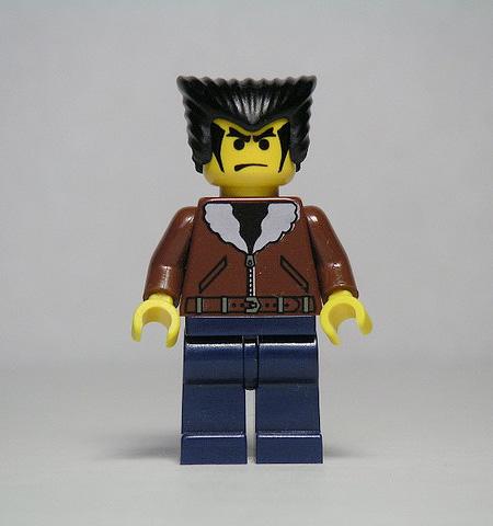 Wolverine Minifig
