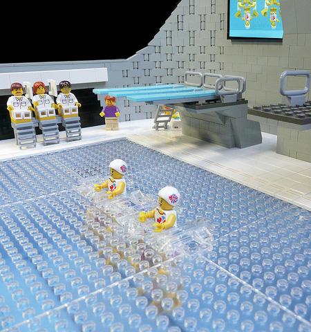 LEGO 2012 Olympics