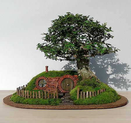 Hobbit Bonsai Tree
