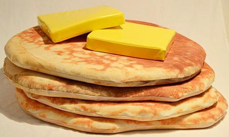 Pancake Floor Pillows