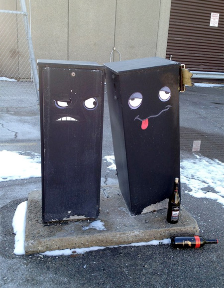 Canadian Street Art