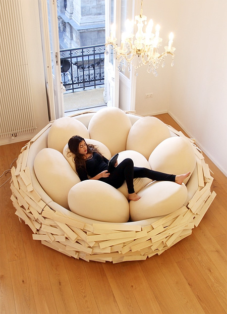 Birds Nest Bed