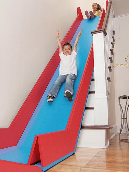 Foldable Slide