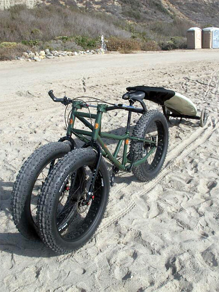 OffRoad Tricycle