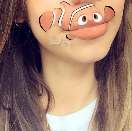 Disney Lips
