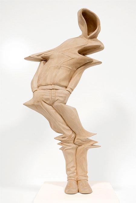 Distorted Sculptures